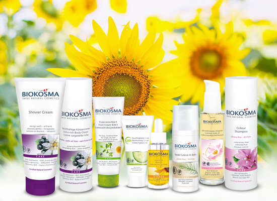 BIOKOSMA Swiss Natural Cosmetics Beauty Produkte Swiss Made