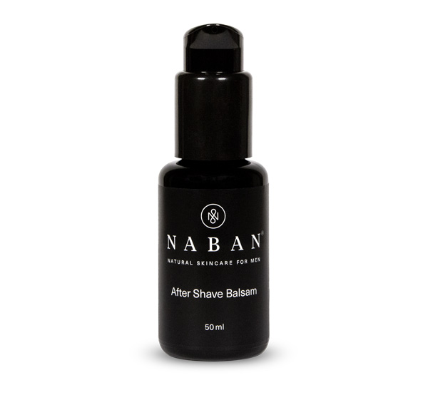 Naban After Shave Balsam Natural Skincare Swiss Made